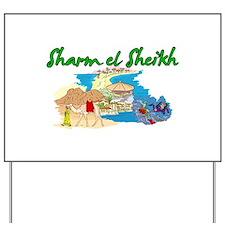 Sharm el Sheikh - Egypt Yard Sign
