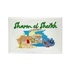 Sharm el Sheikh - Egypt Magnets