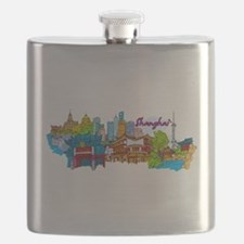 Shanghai - China Flask