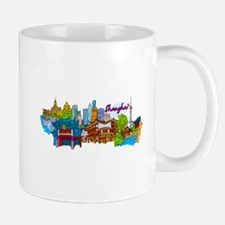 Shanghai - China Mugs