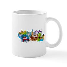 Shanghai - China Mugs