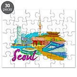 Korea Puzzles