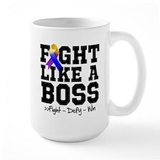 Bladder Cancer Fight Mug