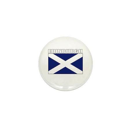 Edinburgh, Scotland Mini Button