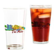 Tel Aviv - Israel Drinking Glass