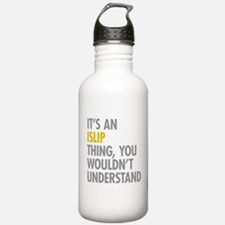 Its An Islip Thing Water Bottle