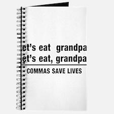 lets eat grandpa Journal