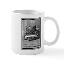 old school writers club Mugs