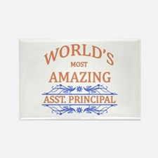 Asst. Principal Rectangle Magnet (10 pack)