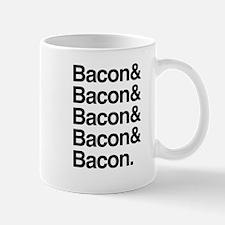 Bacon and bacon Mugs