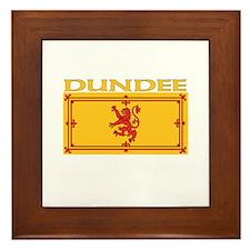 Dundee, Scotland Framed Tile