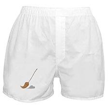 Broom Sweep Boxer Shorts