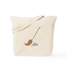 Broom Sweep Tote Bag