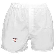 Aberdeen, Scotland Boxer Shorts
