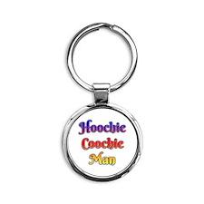 Hoochie Coochie Man Keychains