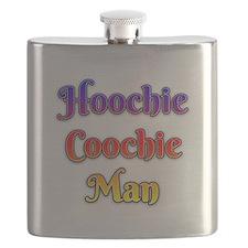 Hoochie Coochie Man Flask