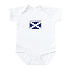 Aberdeen, Scotland Infant Bodysuit