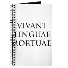 long live dead languages Journal