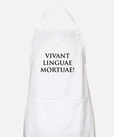 long live dead languages Apron