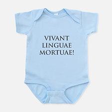long live dead languages Body Suit