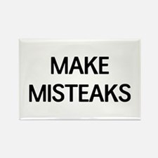 Make misteaks Magnets