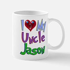 I LOVE MY UNCLE ... PERSONALIZED Mug