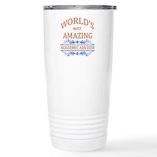Academic Advisor Travel Mug