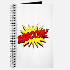 Kaboom! Journal