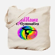 FIERCE GYMNAST Tote Bag