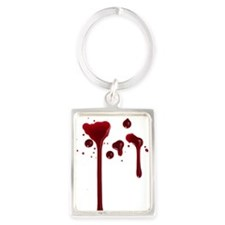 Dripping blood Keychains