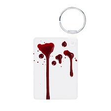 Dripping blood Keychains