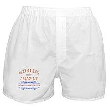 School Administrator Boxer Shorts