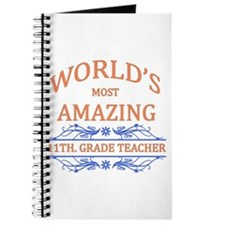 11th. Grade Teacher Journal