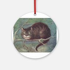 Cheshire Cat - Ornament (Round)