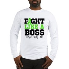 Lyme Disease Fight Long Sleeve T-Shirt