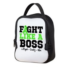 Lyme Disease Fight Neoprene Lunch Bag