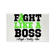 Lyme Disease Fight Rectangle Magnet