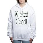 Wicked Good! Women's Hooded Sweatshirt