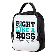 Interstitial Cystitis Fight Neoprene Lunch Bag