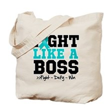 Interstitial Cystitis Fight Tote Bag