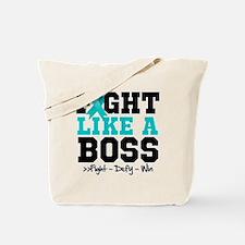 Interstitial Cystitis Fight Tote Bag