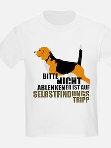 Bitte nicht stören Beagle T-Shirt