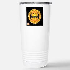 Iron Fist Icon Stainless Steel Travel Mug