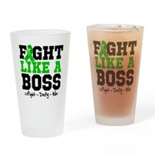 Gastroparesis Fight Drinking Glass