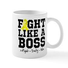 Endometriosis Fight Mug
