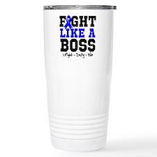 Dysautonomia Fight Travel Coffee Mug