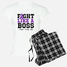 Crohns Disease Fight Pajamas