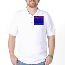 AXCM (AllahXCM) Anti-terroris T-Shirt