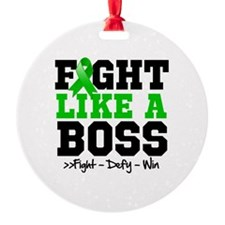 Cerebral Palsy Fight Ornament