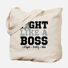 Brain Tumor Fight Tote Bag